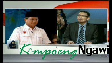 Photo of Penerjemah Bahasa Insyarat Debat Capres