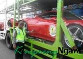 Polres Ngawi: Amankan 3 Ferrary Tak Berdokumen