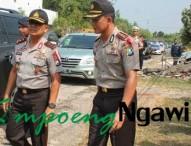 Kapolda Jatim Sidak Ngawi terkait Persiapan Jalur Mudik