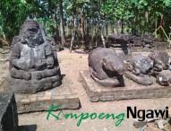 Situs Peninggalan Sejarah Reco (Arca) Banteng