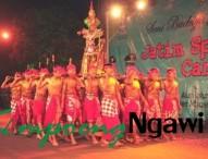 Jatim Specta Night Carnival 2014 di Ngawi