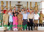 Studi Banding Paskistan, Laos, dan Philipina di Ngawi