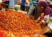 BBM Belum Naik, Harga Cabai Di Ngawi Sudah Melejit