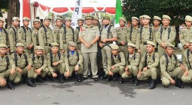Photo of Satpol PP Ngawi