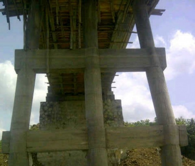 Kurang Supervisi, Jembatan Dampit Gagal Konstruksi
