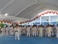 252 Ju-jitsan Perebutkan Piala Bupati Ngawi