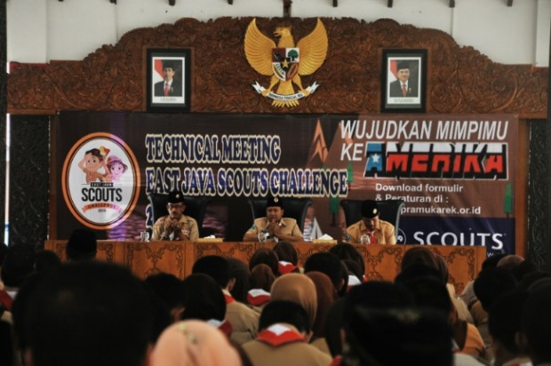 East Java Scout Challenge