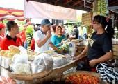 Peresmian Kembali Pasar Desa Dawu