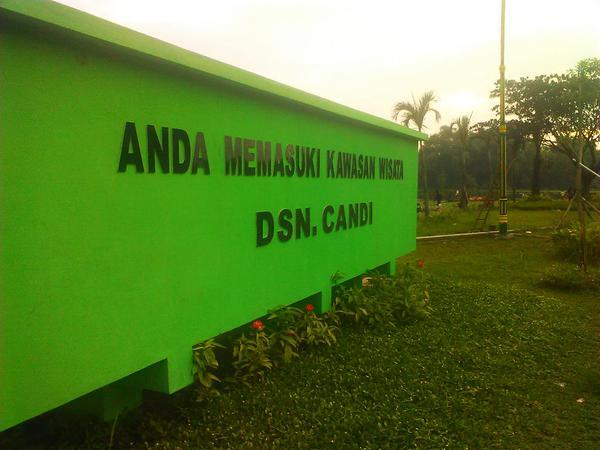 Taman Candi – Wisata Baru Ngawi
