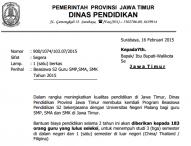 Beasiswa S2 Untuk Guru Jawa Timur