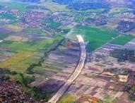 Peletakan Batu Pertama Tol Solo-Ngawi-Kertosono 30 April 2015