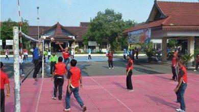 Photo of Perlombaan Bola Volley Antar SKPD/BUMN/BUMD
