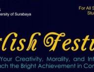 English Festival UnMuh Surabaya