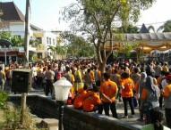 Jalan Sehat Songsong Pilkada Ngawi