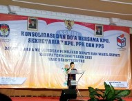 Konsolidasi dan Doa Bersama Pilkada Ngawi Berintegritas