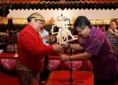 PDIP Gelar Wayang Kulit di Ngawi