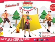 Indonesia Scouts Challenge – Ngawi