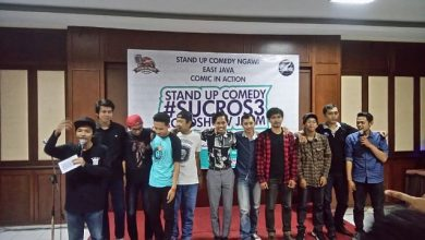 Photo of Stand Up Commedy Roadshow 3 (Sucros3) Ngawi