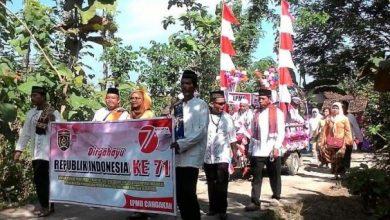 Photo of Pelihara Semangat Kemerdekaan, Cangakan Persembahkan Keunikan