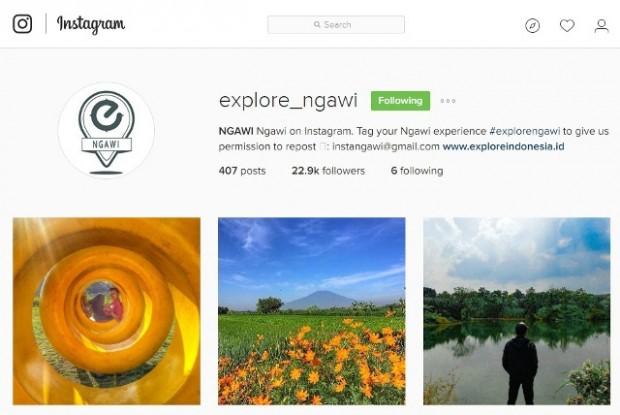 Lebih Dekat dengan Explore Ngawi