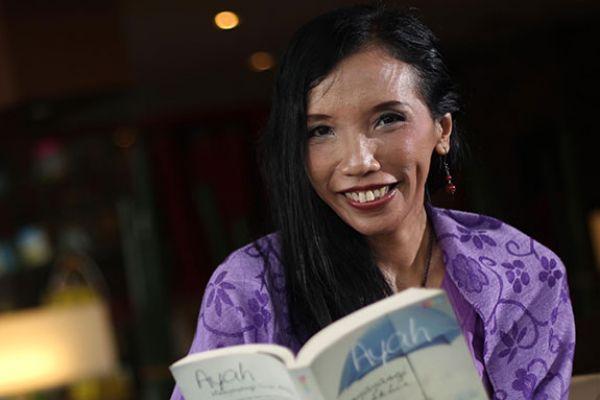 Kirana Kejora Penulis Sukses dari Ngawi
