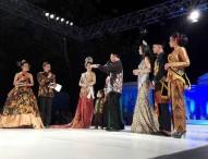 Malam Puncak Ngawi Batik Fashion 2016