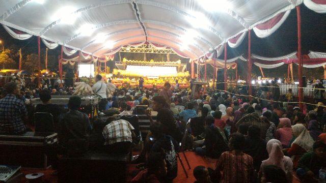 Pagelaran Wayang Kulit Anom Suroto Kampoengngawi
