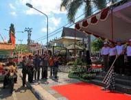 Pawai Pembangunan Ngawi 2016 Dikemas Lebih Spektakuler