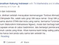 Forsmawi dan Indonesia