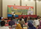Gus Ipul Buka Acara Peningkatan Kapasitas Ketua UPK se-Jatim