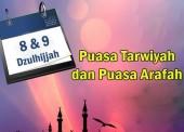 Memahami Puasa Tarwiyah dan Arafah