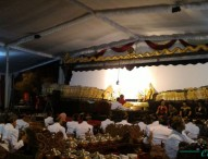 Ambil Lakon Aji Narantaka, Ngawi Kembali Sukses Gelar Festival Wayang Nusantara