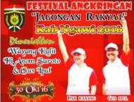 Festival Angkringan Jagongan Rakyat
