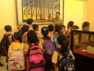 SDN Grudo 3 Belajar Sejarah di Trinil