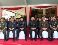 Pemkab Ngawi Upacara Peringati 71Tahun Jatim