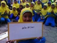 Touring SMP Mulia, Tularkan Semangat Berbagi