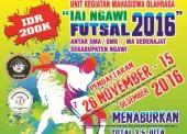 IAI Ngawi Futsal 2016