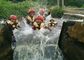 Tubing Asyik di Selondo