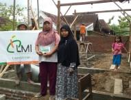 LMI Ngawi Bedah Rumah Warga untuk Kesejahteraan