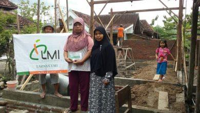 Photo of LMI Ngawi Bedah Rumah Warga untuk Kesejahteraan