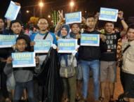 Aksi #BersihkanSampahmu Pasukan Hijau
