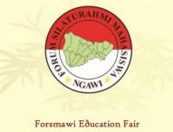Forsmawi Education Fair 2017