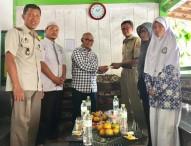 Serahkan Hadiah Umrah, Azzam Mujahid Izzulhaq Temui Aulia di SMPIT Harum Ngawi