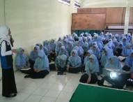 Penyuluhan BNK di SMP Mulia Ngawi