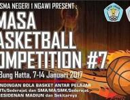 Smasa Basketball Competition #7