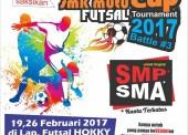 SMK Mutu Cup Futsal Tournament 2017