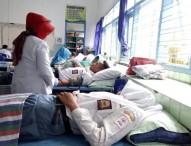 Donor Darah Asyik di Smasangawi