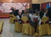 Grand Opening ZN Modeling School, Sekolah Model Pertama di Ngawi