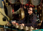 Sang Maestro Gamelan Kontemporer Ngawi Pukau Panggung London