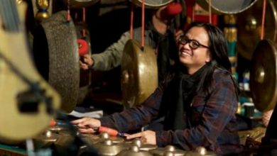 Photo of Sang Maestro Gamelan Kontemporer Ngawi Pukau Panggung London
